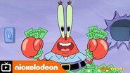 SpongeBob SquarePants Safe Desposit Mr Krabs Nickelodeon UK