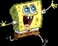 Spongebob PNG8