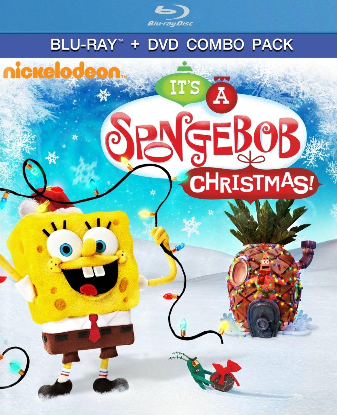 It's a SpongeBob Christmas! (Blu-ray)