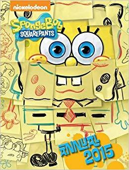 SpongeBob SquarePants Annual 2015