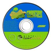 Cftkk pal gamecube disc