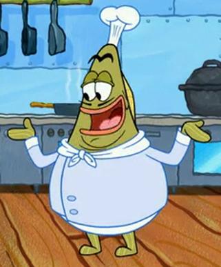 Mr. Crustacean