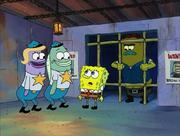 SpongeBob Meets the Strangler 207