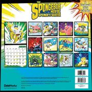 Sponge out of water 2016 calendar 2