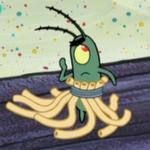 Sheldon as an Octopus