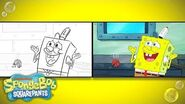 'Company Picnic' from Sketch to Screen SpongeBob