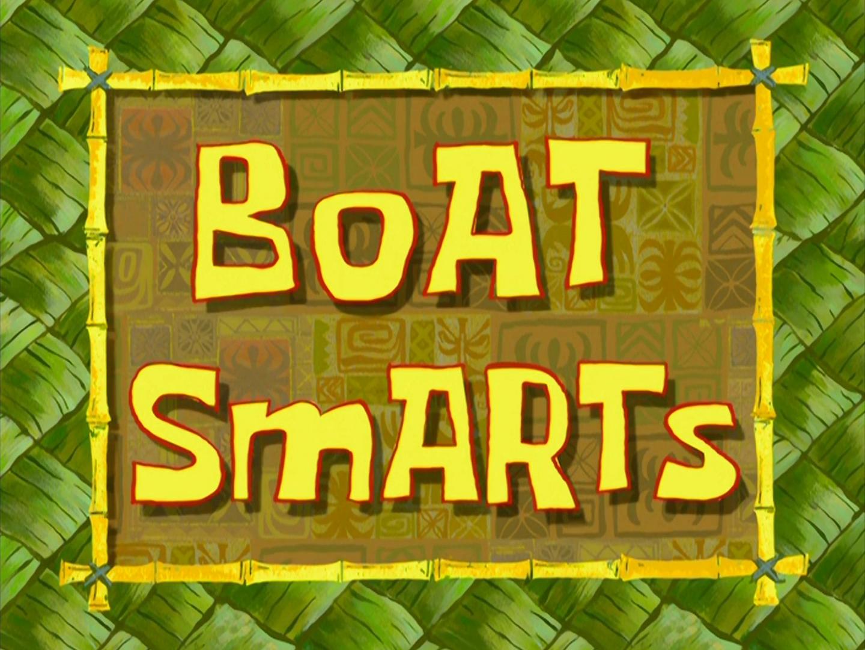 Boat Smarts/transcript