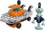 Mega Bloks SpongeBob - Squidward racer(ootb)