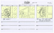 Someone's in the Kitchen with Sandy storyboard-142