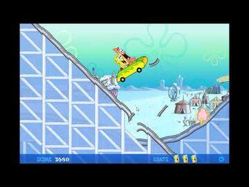 SpongeBob_SquarePants_-_Fiery_Tracks_of_Fury_(Original_2009_version)