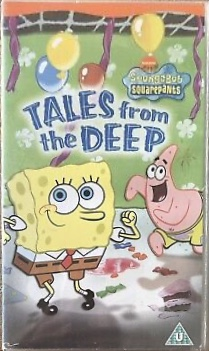 Tales from the Deep (VHS)