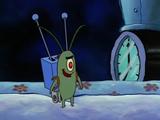 Планктон!