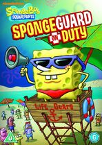 SpongeGuard on Duty New DVD