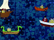 SpongeBob SquarePants Theme Song (1999) 14