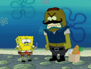 SpongeBob Meets the Strangler 114
