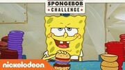 SpongeBob SquarePants Play All the SpongeBob Challenge Games Nick