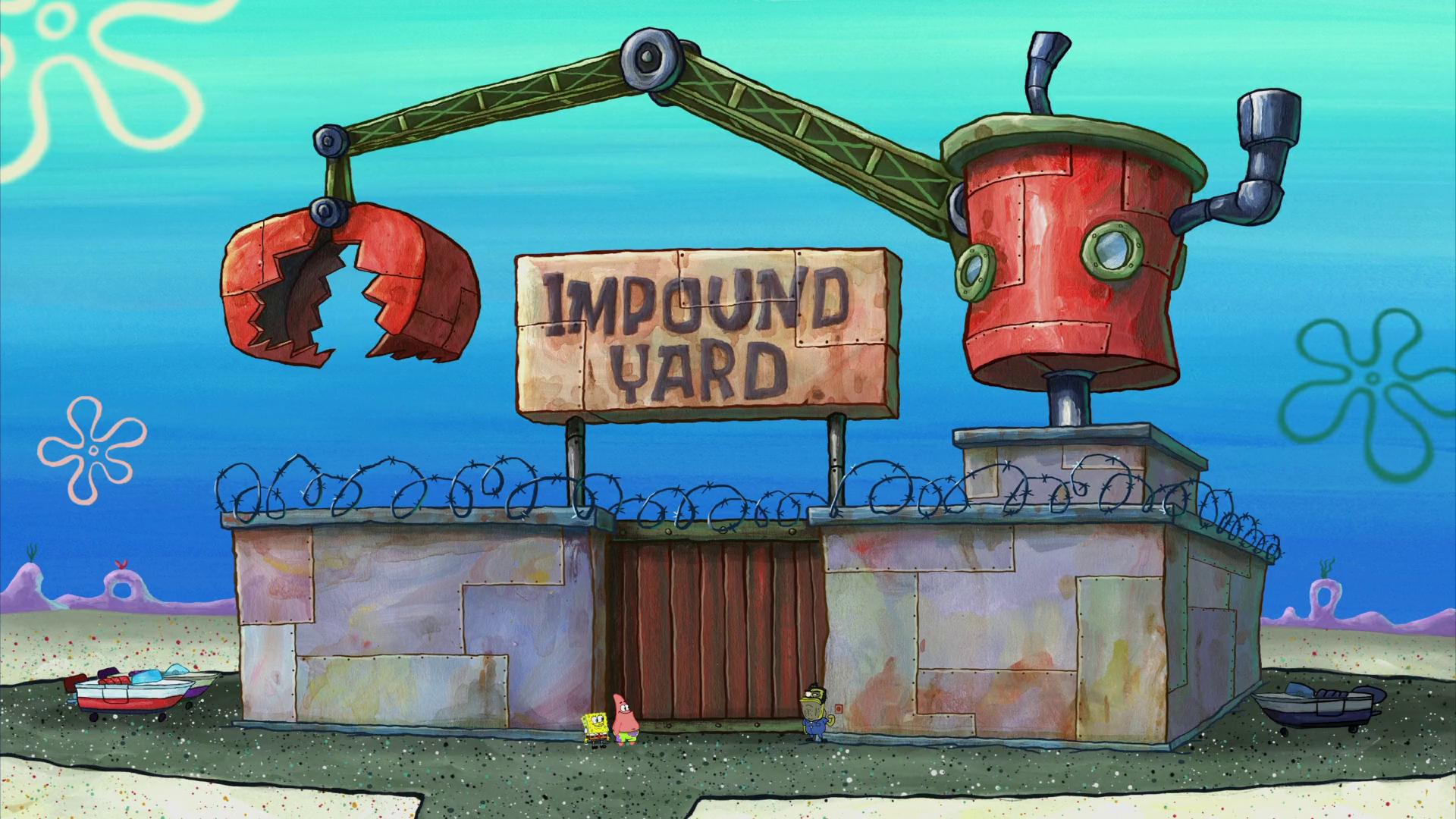 Impound Yard