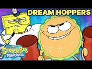 "SpongeBob Visits His Friends' Dreams! 😴💭 New Episode ""Dream Hoppers"""