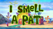 I Smell a Pat title card