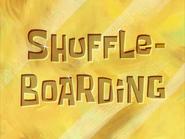 Shuffleboarding title card