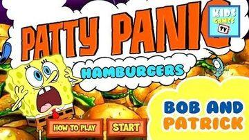 SpongeBob_Squarepants_-_Patty_Panic_-_Full_Gameplay_-_Online_TV_for_Kids_-_HD