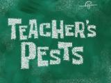 Мучители учителя