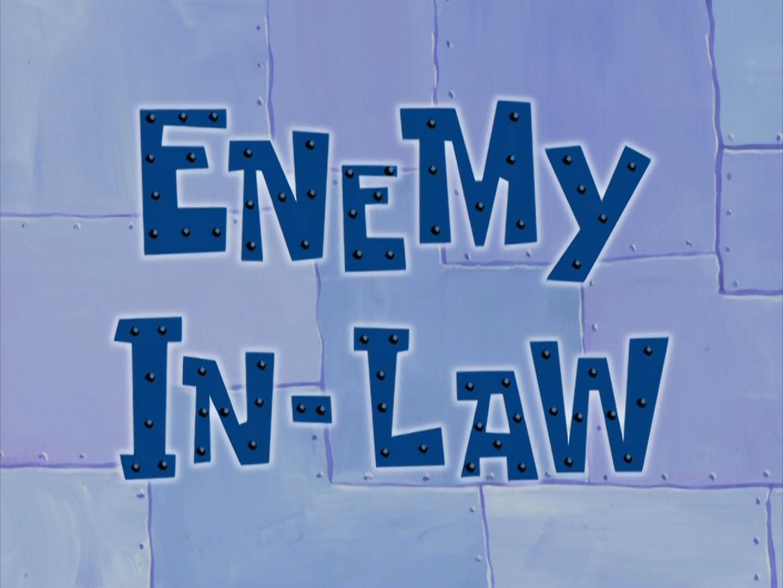 Enemy In-Law/transcript