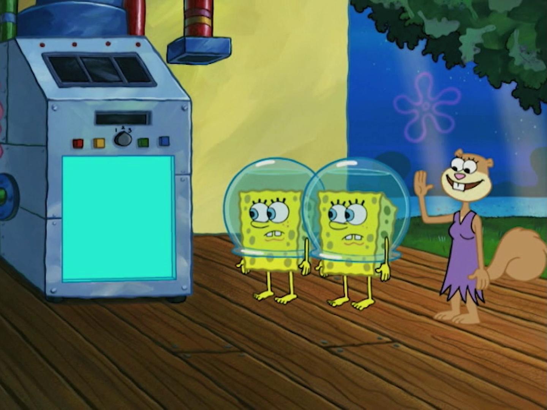 SpongeBob SquarePants clones