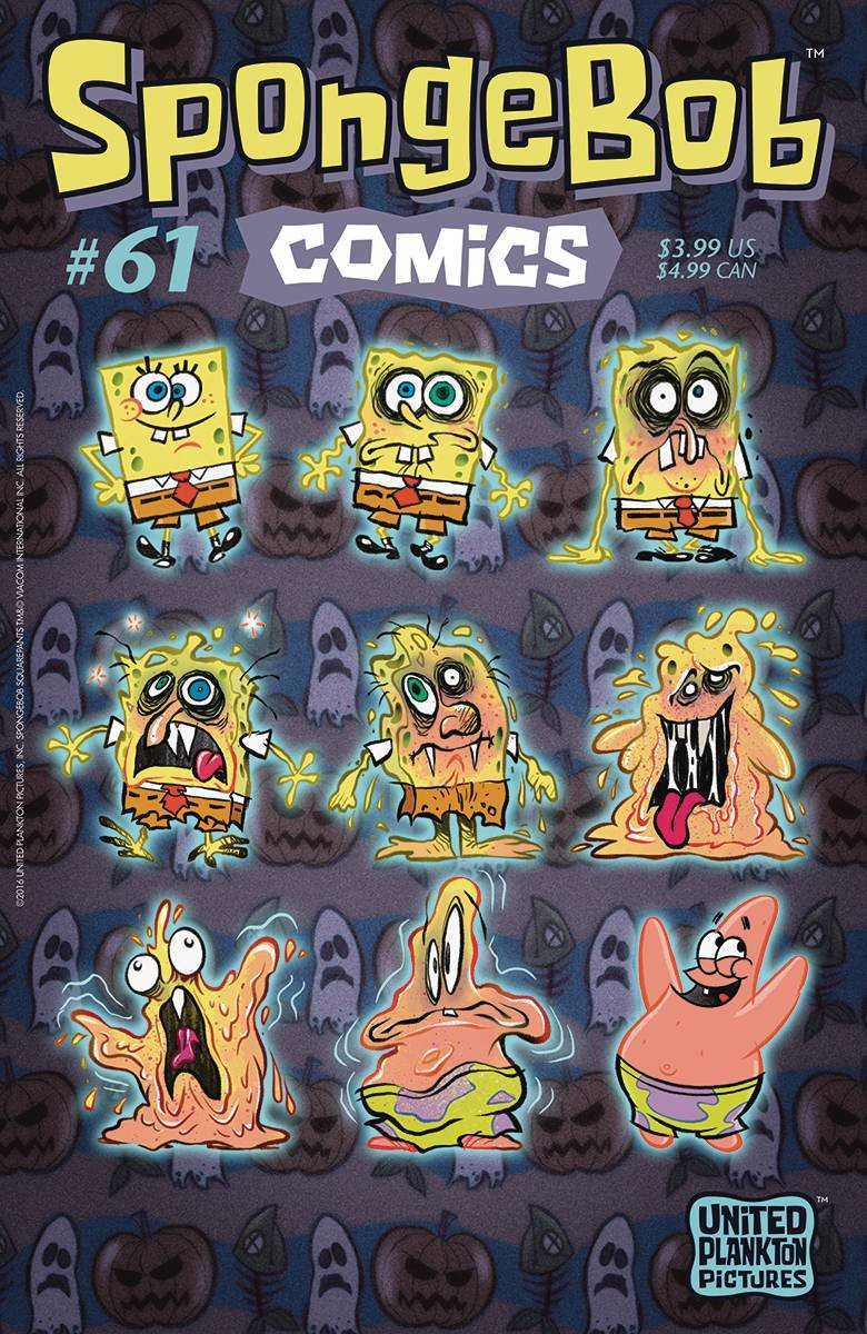 SpongeBob Comics No. 61