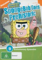 SpongeBob Goes Prehistoric