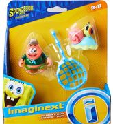 Imaginext SpongeBob Movie Patrick and Gary
