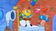 "SpongeBob's Big Birthday Blowout Promo 1 Song- ""Candles On The Cake"""