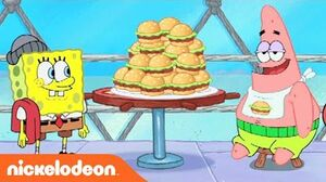 SpongeBob SquarePants 'What's Eating Patrick' From Sketch to Screen