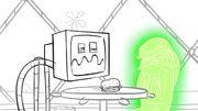 Karen's Virus Deleted Scene storyboard 4