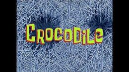 SpongeBob_Music_Crocodile