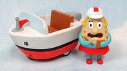Mrs. Puff Boat Mattel Figure