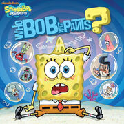 WhoBob WhatPants Kindle Cover