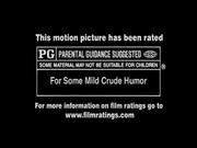 Paramount DVD PG Rating 4x3