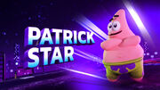 Patrick Star splash screen