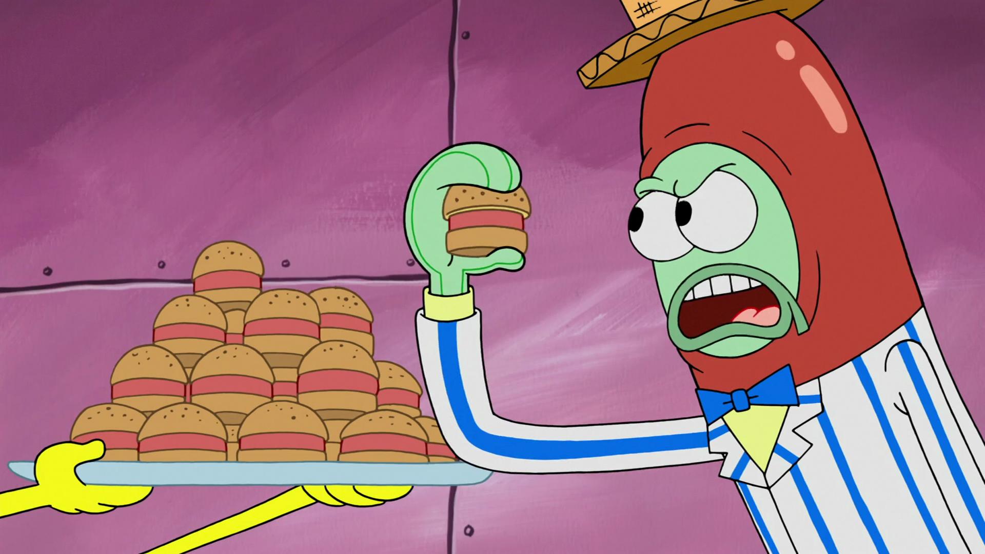 Weenie Patty