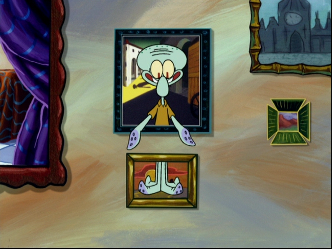 Squidward's song