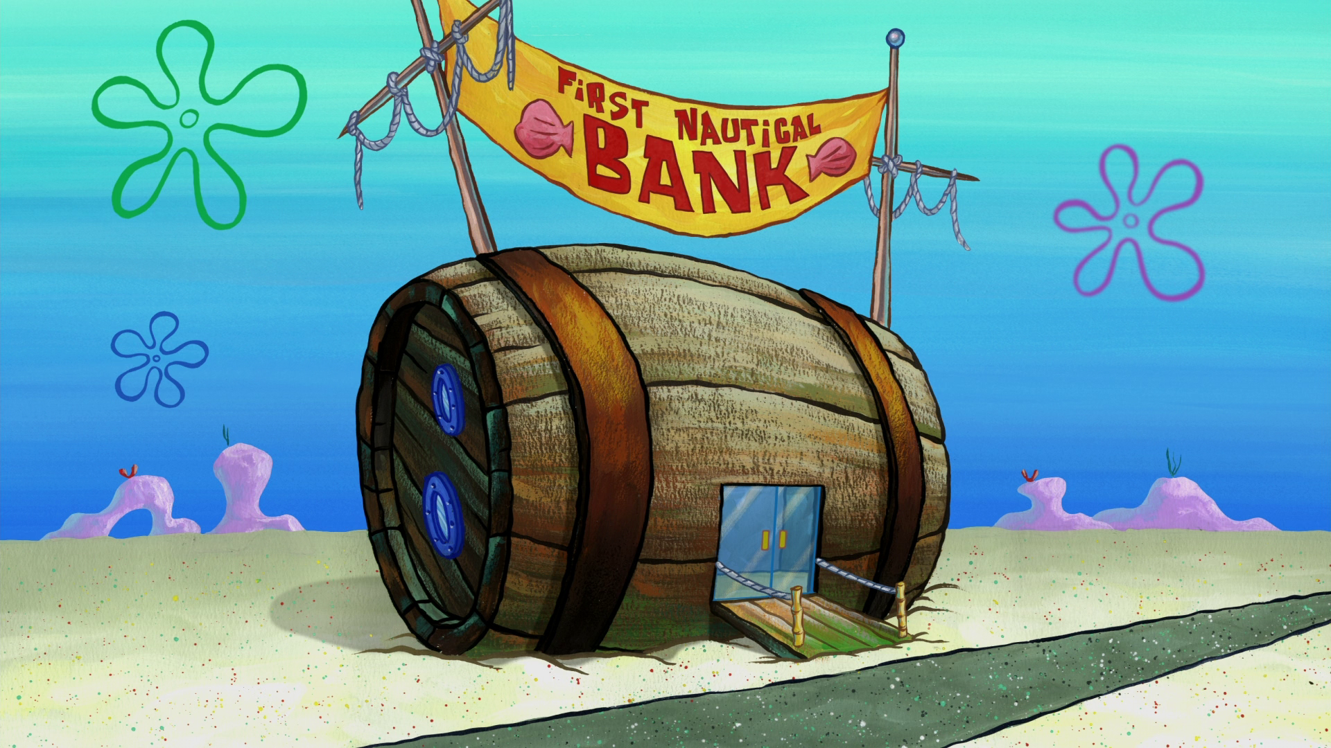 First Nautical Bank