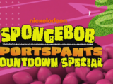 The SpongeBob SportsPants Countdown Special