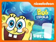 Bob Esponja vol 1