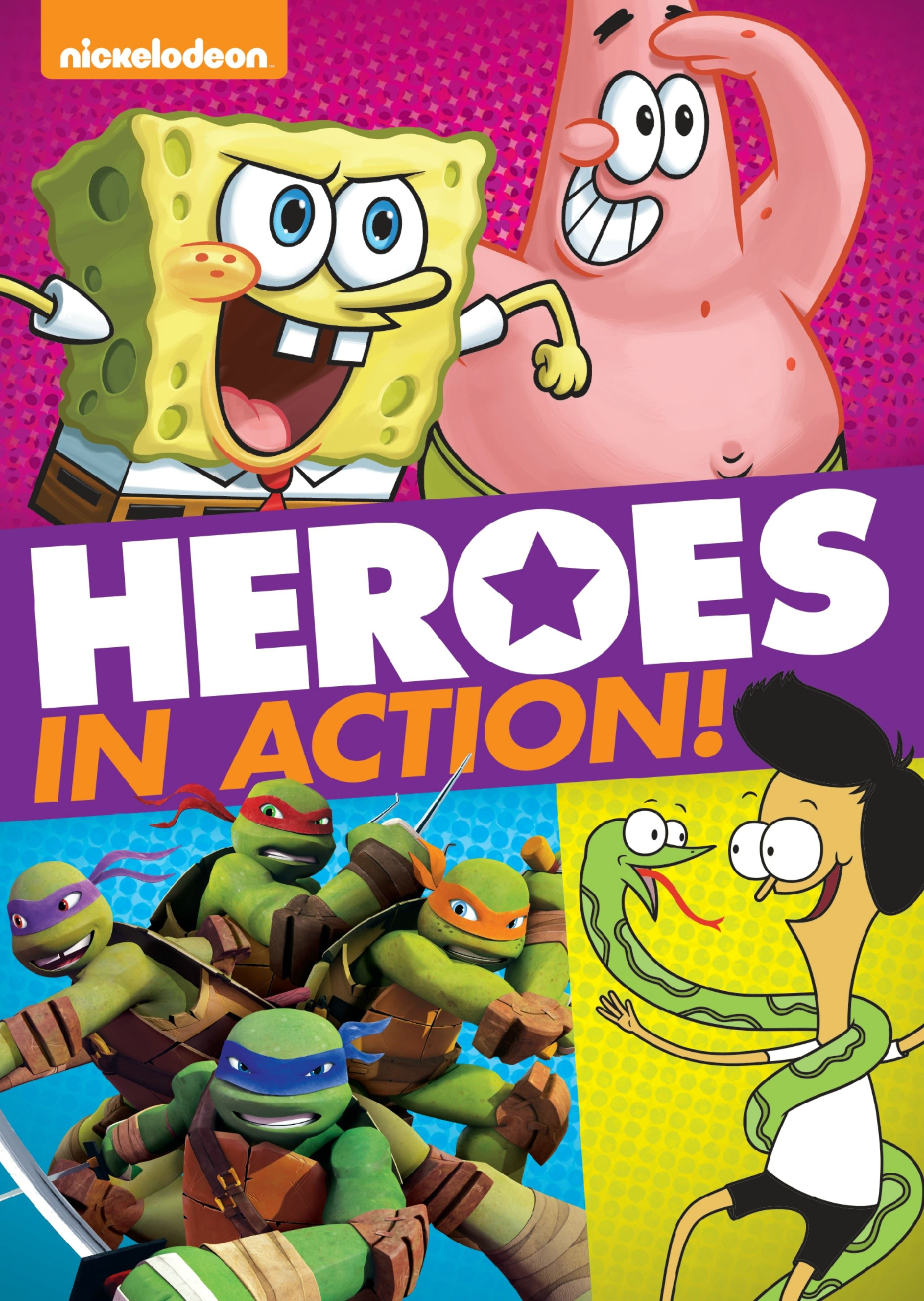 Heroes in Action