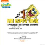 My Happy Book- SpongeBob's 10 Happiest Moments 1