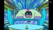 Promo Spongebob Squarepants The Super Spongy SQUARE GAMES - Nickelodeon (2012) III