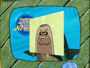 Here is the Fake Health Inspector picture