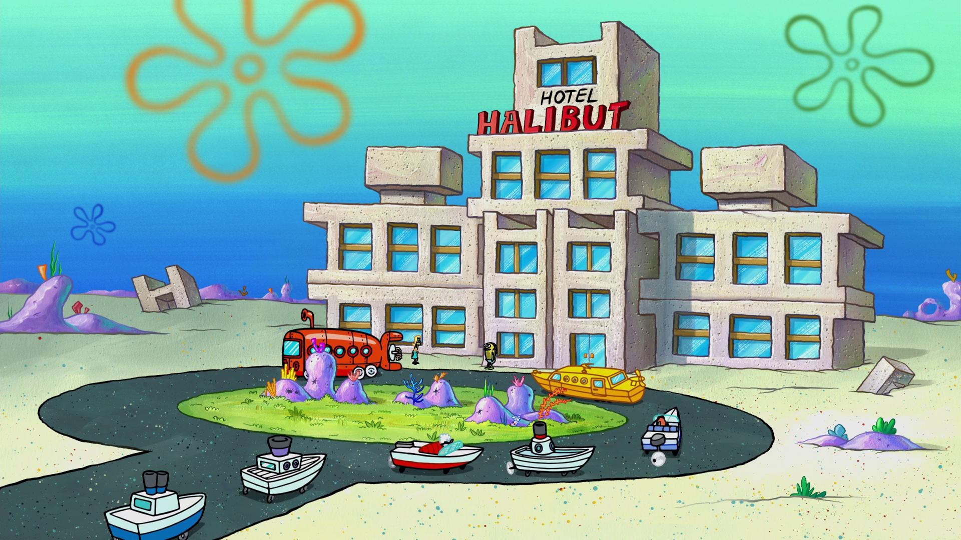Hotel Halibut