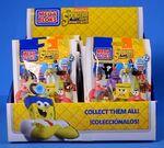 Mega Bloks SpongeBob Movie - Micro Action figures series 2